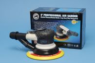 "6"" AIR PALM SANDER VACUUM 150MM"
